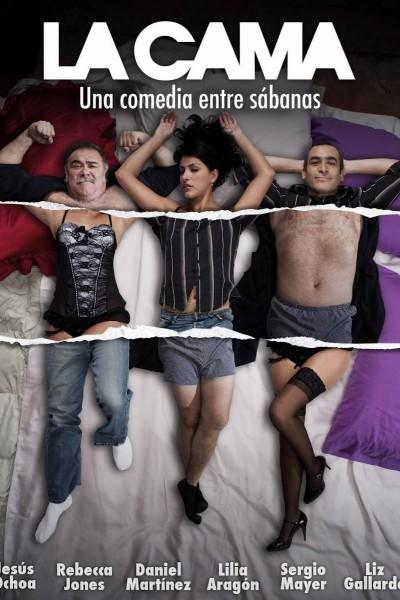 Caratula, cartel, poster o portada de La cama