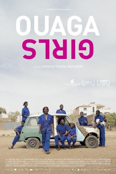 Caratula, cartel, poster o portada de Ouaga Girls
