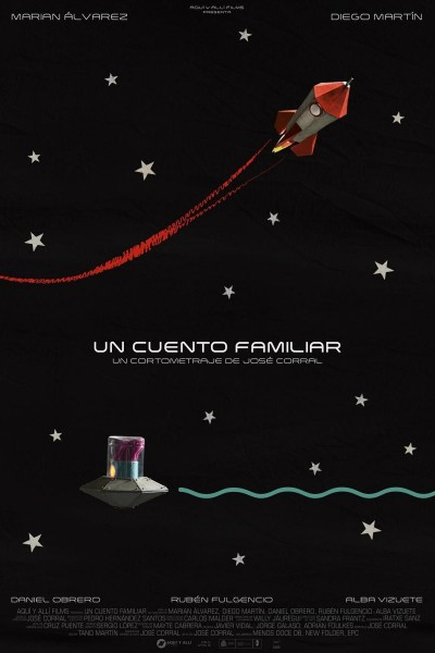 Caratula, cartel, poster o portada de Un cuento familiar