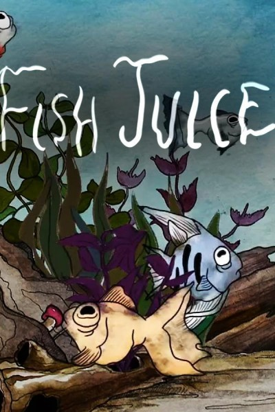 Caratula, cartel, poster o portada de Fish Juice