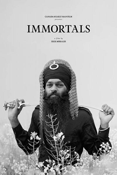 Caratula, cartel, poster o portada de Immortals