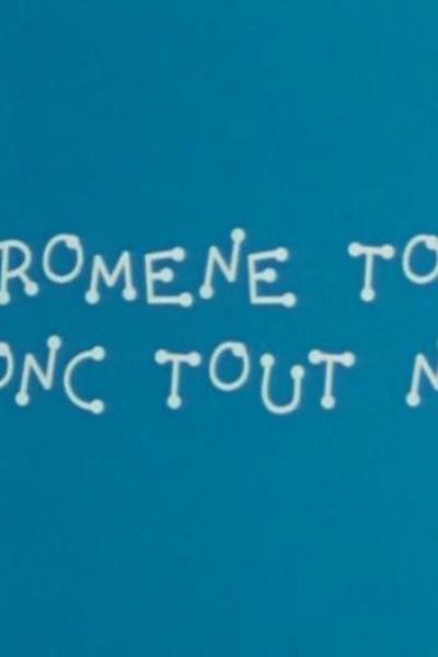 Caratula, cartel, poster o portada de Promène-toi donc tout nu!