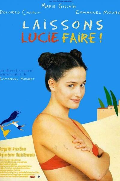 Caratula, cartel, poster o portada de Laissons Lucie faire!