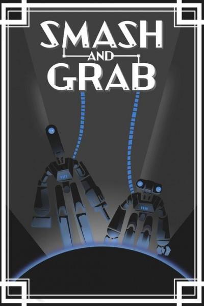Caratula, cartel, poster o portada de Smash and Grab