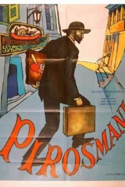 Caratula, cartel, poster o portada de Pirosmani