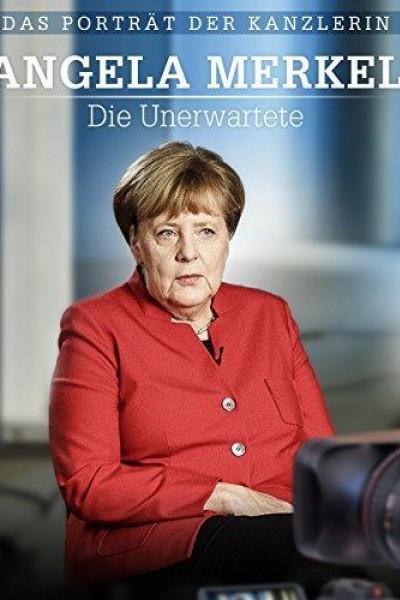 Caratula, cartel, poster o portada de Angela Merkel, la imprevista
