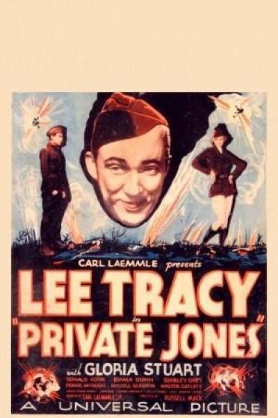Caratula, cartel, poster o portada de Private Jones