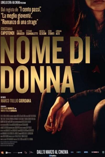 Caratula, cartel, poster o portada de Nombre de mujer