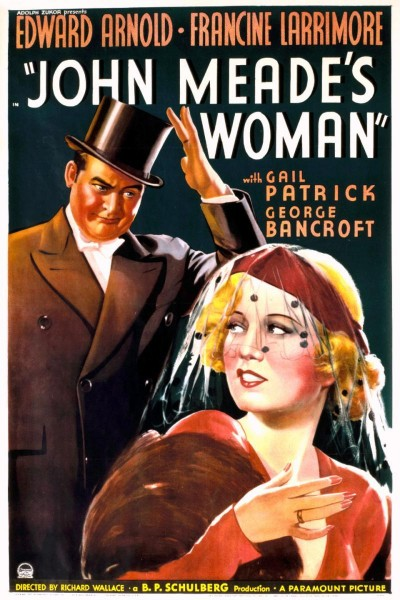 Caratula, cartel, poster o portada de John Meade\'s Woman