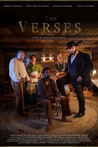 Caratula, cartel, poster o portada de The Verses