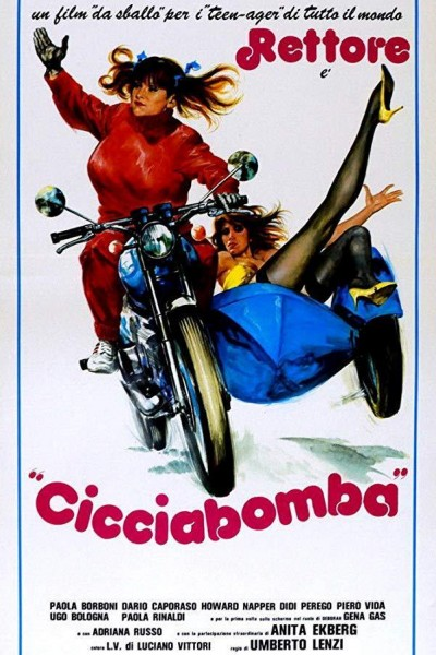 Caratula, cartel, poster o portada de Cicciabomba