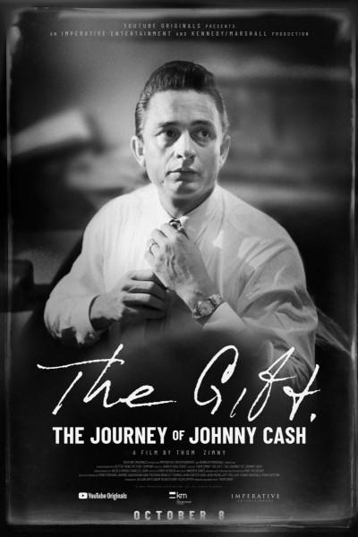Caratula, cartel, poster o portada de The Gift: The Journey of Johnny Cash