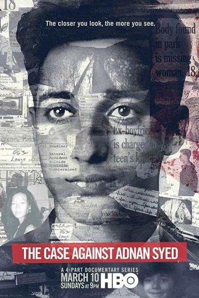 Caratula, cartel, poster o portada de El caso contra Adnan Syed
