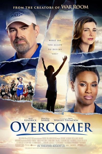 Caratula, cartel, poster o portada de Overcomer