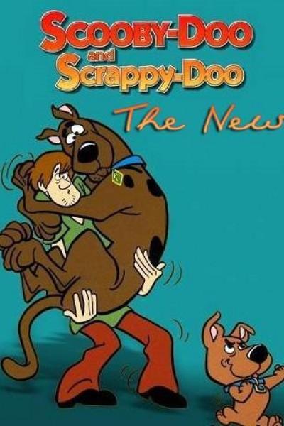 Caratula, cartel, poster o portada de El nuevo show de Scooby y Scrappy-Doo