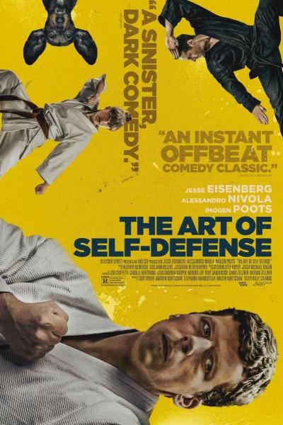 Caratula, cartel, poster o portada de The Art of Self-Defense