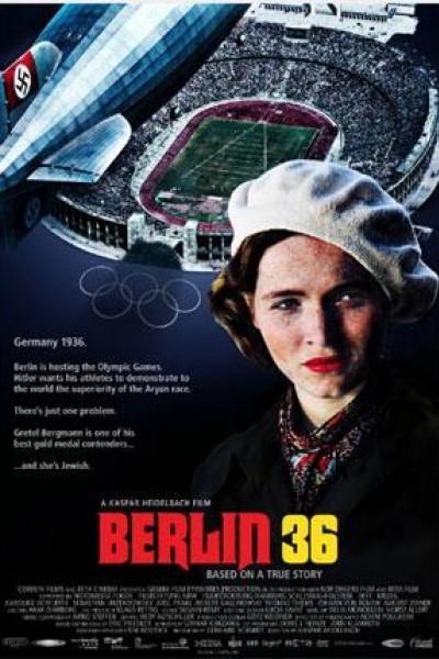 Caratula, cartel, poster o portada de Berlin \'36