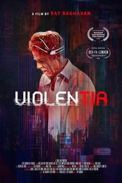 Caratula, cartel, poster o portada de Violentia