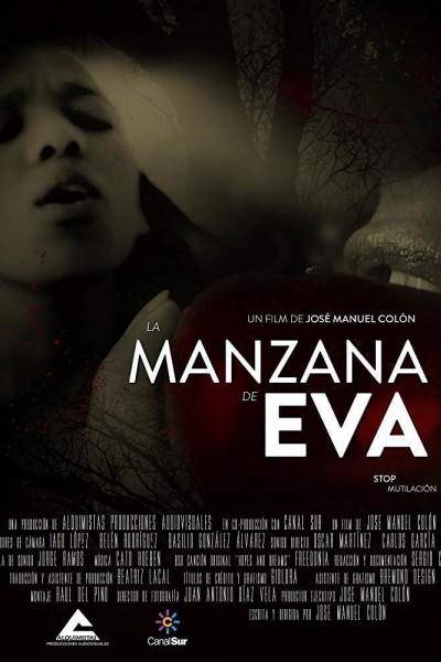 Caratula, cartel, poster o portada de La manzana de Eva
