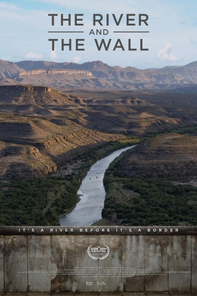 Caratula, cartel, poster o portada de The River and the Wall