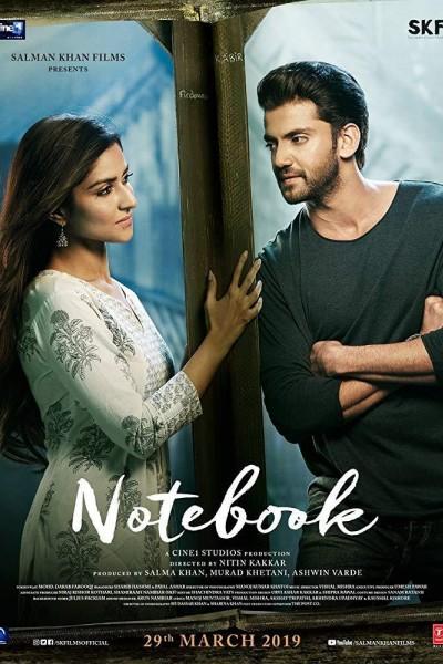 Caratula, cartel, poster o portada de Notebook