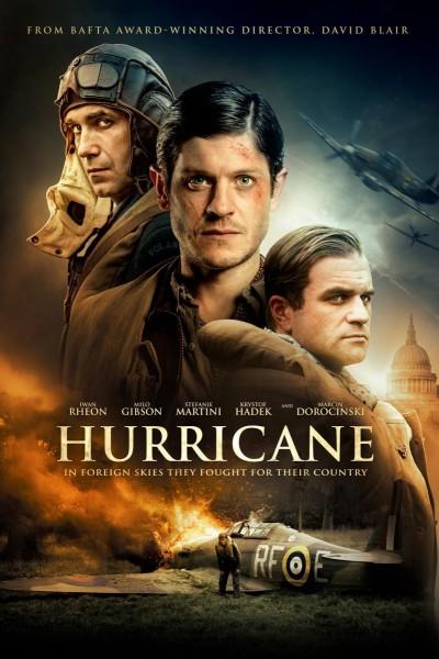 Caratula, cartel, poster o portada de Hurricane
