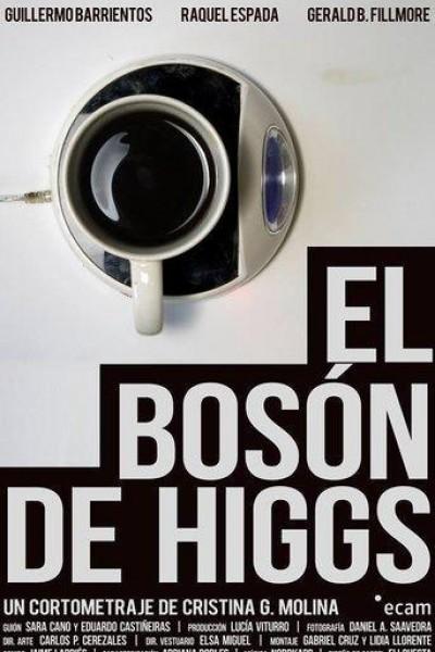 Caratula, cartel, poster o portada de El bosón de Higgs