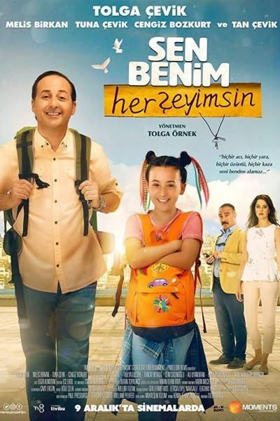 Caratula, cartel, poster o portada de Sen Benim HerSeyimsin