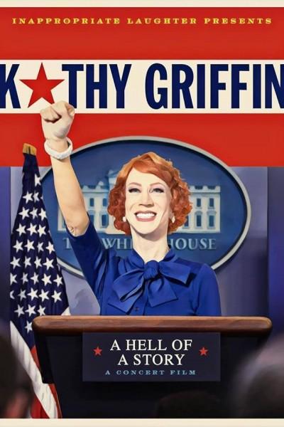 Caratula, cartel, poster o portada de Kathy Griffin: A Hell of a Story