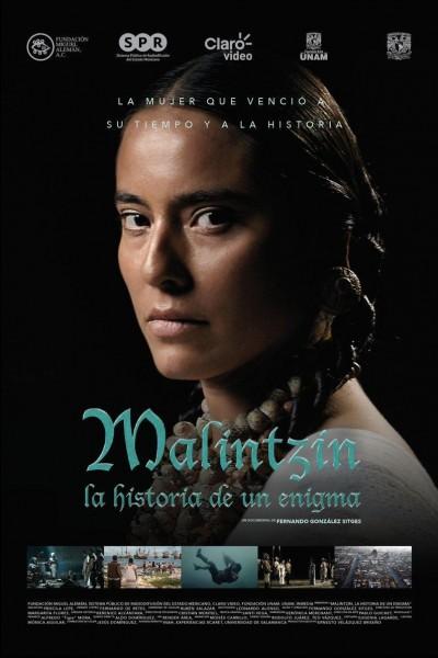Caratula, cartel, poster o portada de Malintzin, la historia de un enigma