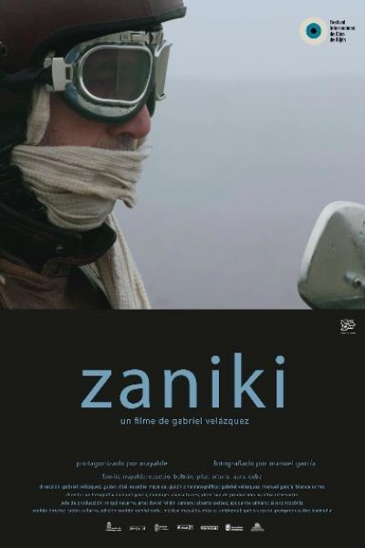 Caratula, cartel, poster o portada de Zaniki