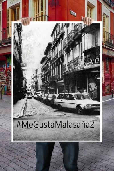 Caratula, cartel, poster o portada de #MegustaMalasaña2