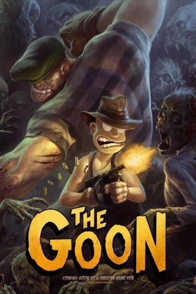 Caratula, cartel, poster o portada de The Goon