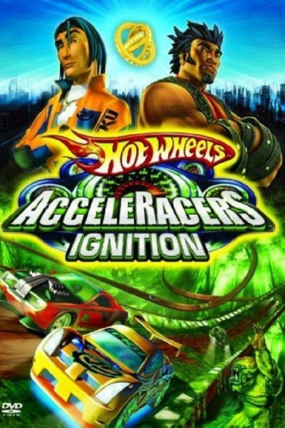 Caratula, cartel, poster o portada de Hot Wheels: AcceleRacers - Ignición