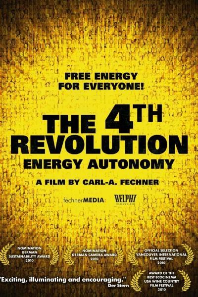 Caratula, cartel, poster o portada de The 4th Revolution - Energy Autonomy