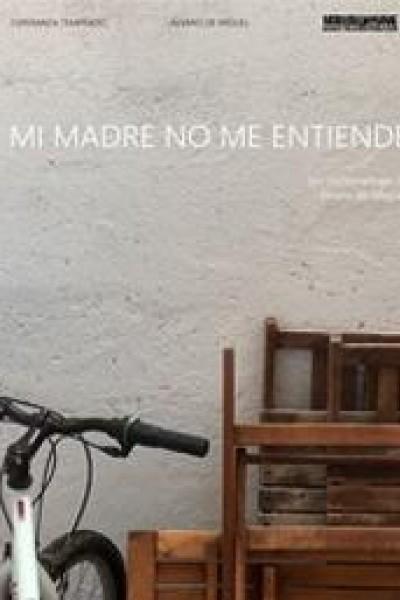 Caratula, cartel, poster o portada de Mi madre no me entiende