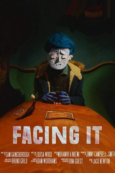 Caratula, cartel, poster o portada de Facing It