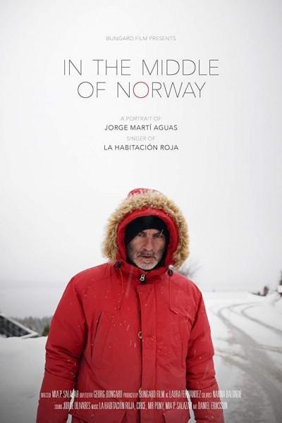Caratula, cartel, poster o portada de In the Middle of Norway