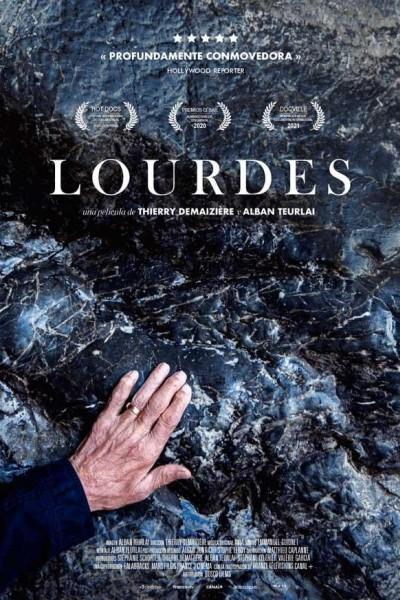 Caratula, cartel, poster o portada de Lourdes