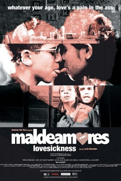 Caratula, cartel, poster o portada de Maldeamores