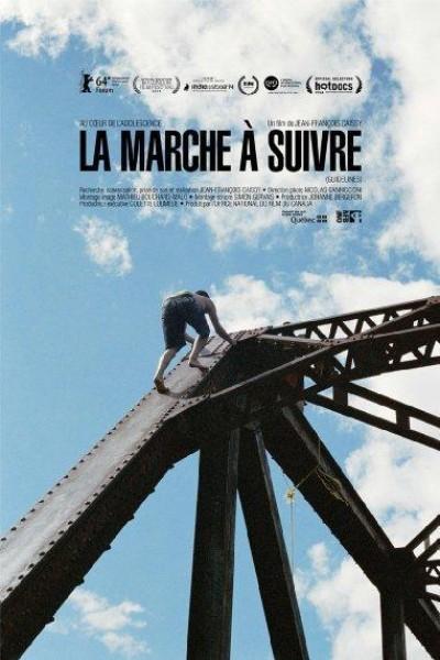 Caratula, cartel, poster o portada de La marche à suivre