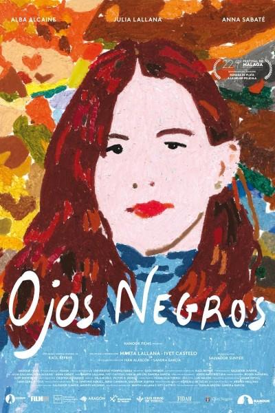Caratula, cartel, poster o portada de Ojos negros
