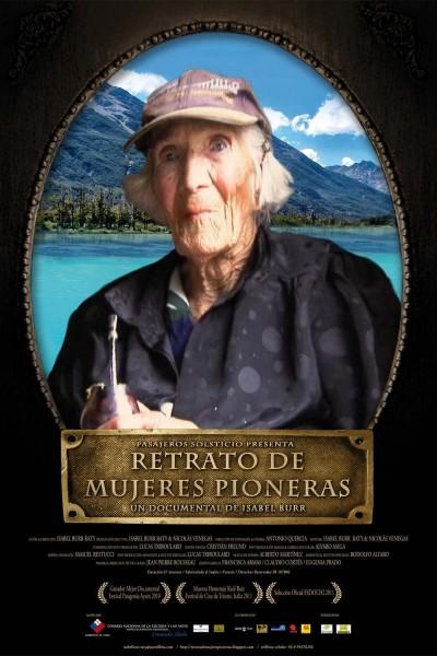 Caratula, cartel, poster o portada de Retrato de mujeres pioneras