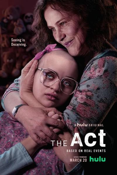 Caratula, cartel, poster o portada de The Act