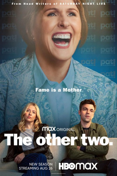 Caratula, cartel, poster o portada de The Other Two
