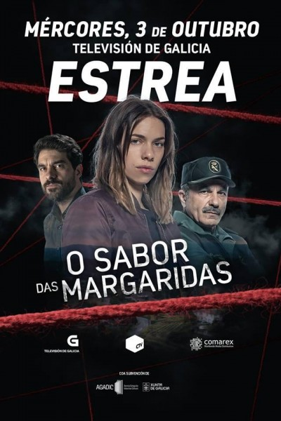 Caratula, cartel, poster o portada de El sabor de las margaritas