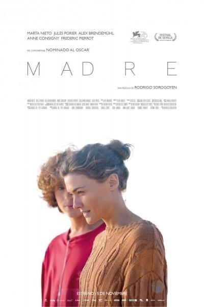 Caratula, cartel, poster o portada de Madre
