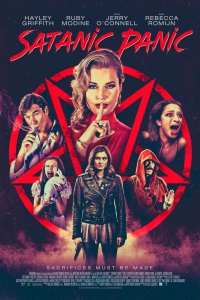 Caratula, cartel, poster o portada de Satanic Panic