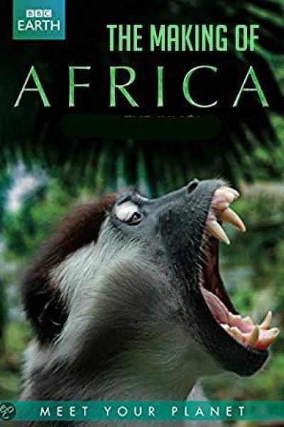 Caratula, cartel, poster o portada de África: Cómo se hizo
