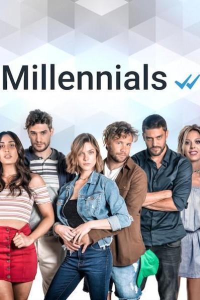 Caratula, cartel, poster o portada de Millennials